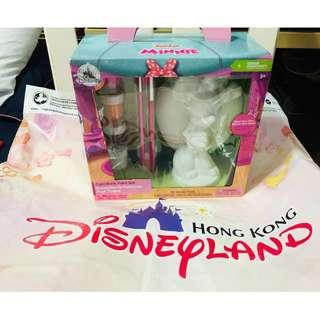 authentic disneyland clay coloring set