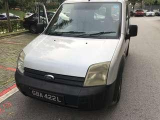 FORD TRANSIT CONNECT TDCI 1.8M 90PS