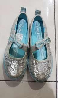 Keds shoes silver uk 11