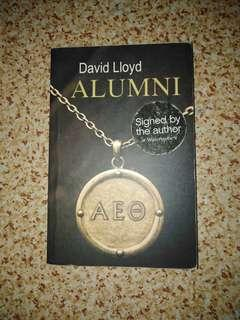 Alumni (signed by the author)