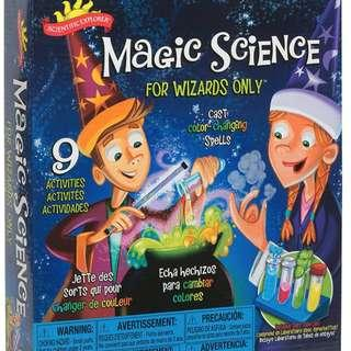 Magic Science (from amazon)
