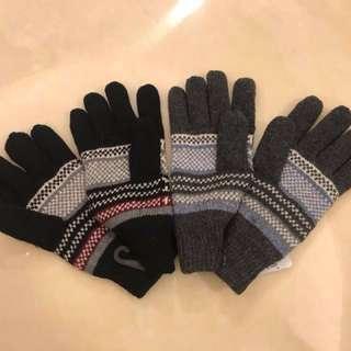 手套 兩雙
