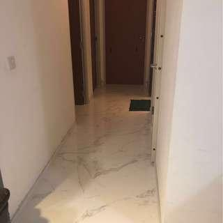Tiling by own worker