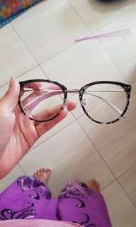 Frame Kacamata Import Cat Eye Premium
