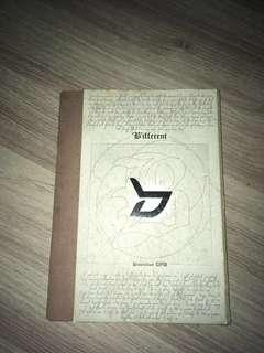 BLOCK B B'ifferent DVD