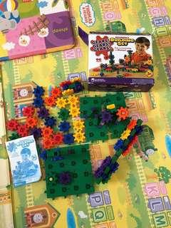 🚚 Learning Resources Gears Beginners building set