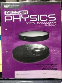 PHYSICS FOR GCE O LEVEL SCIENCE 4th Edition