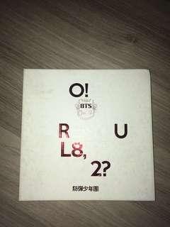 BTS ORUL82 / O! R U L8, 2?