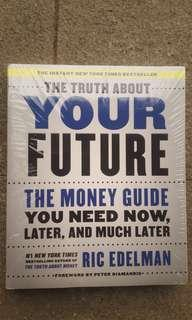 Buku bisnis bestseller The Truth About Your Future bisnis - Ric Edelman