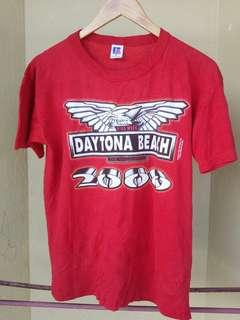 Vintage Daytona Beach Bike Week  T Shirt