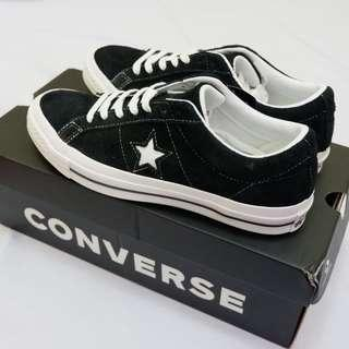 Converse One Star Ox BW