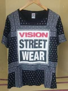 Vision Street Wear Full Print T Shirt