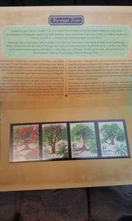 Heritage Trees. Presentation pack.