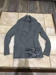 Grey Sweater XS