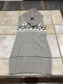 Aritzia Lambswool Sweater Dress S