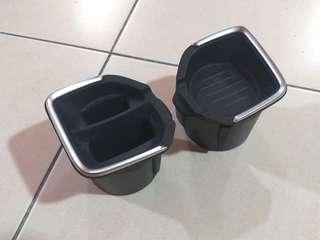 ORIGINAL!!! BMW Centre Console Containers
