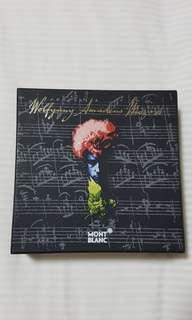 Montblanc Hommage W.A. MOZART Special Edition CD