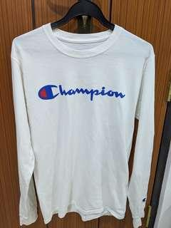 Authentic Champion Pullover/ Long sleeves top Unisex size S