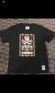 Adidas originals by neighborhood 購日本 s號 直降價