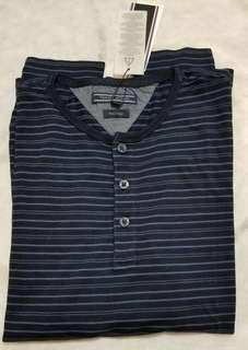 Tommy Hilfiger long sleeves top - color indigo