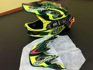 Troy Lee Design Helmet