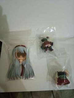 Nendoroid Split Kancolle Akagi & Shoukaku Body