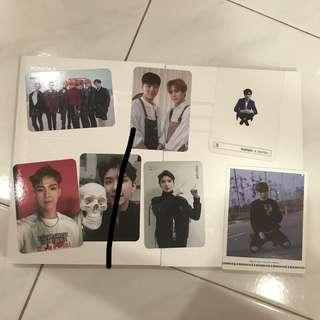 Monsta X Albums and Photocards For Sale!