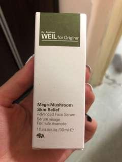 Origins mega-mushroom skin relief face serum30ml