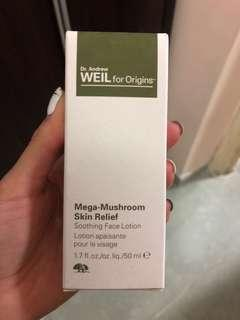 Origins mega-mushroom skin relief face lotion50ml