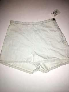 High waisted American Apparel shorts *rare*