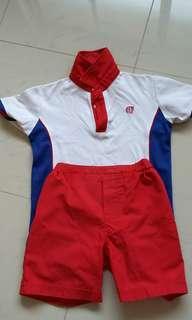 PCF Sparkletots Uniform