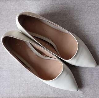 ZARA Block Heels (Original 100%)