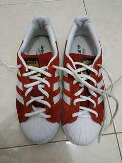 Adidas Campuss Red Size 37