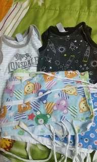 Baby Rompers with barut