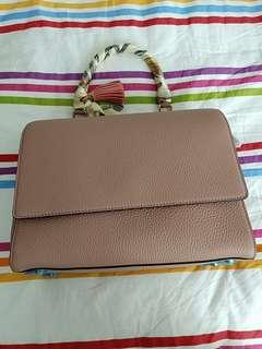 BN Gracious Aries Genuine Leather Handbag