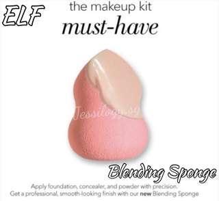 INSTOCK ELF Blending Sponge / e.l.f. Cosmetics Makeup Blending Sponge