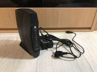 Motorola SBV5121i modem (StarHub MaxOnline)