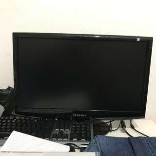 "Samsung 22"" desktop monitor"