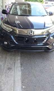 Buying 2016 Honda vezel petrol $55k to 58k