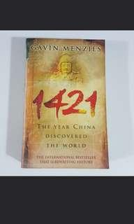 1421: The Year China Discovered the World by Gavin Manzies