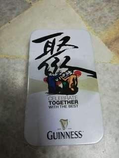 CARD AND DICE GUINNESS.. SEALED