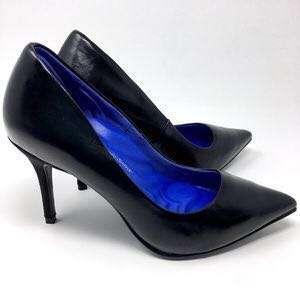 Kickstarter Antonia Saint NY Heels - Black Size 8/39