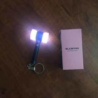 [ONHAND] BLACKPINK Official Mini Light Stick Key Ring
