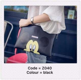 Mickey Sling Bag (Ready Stock)