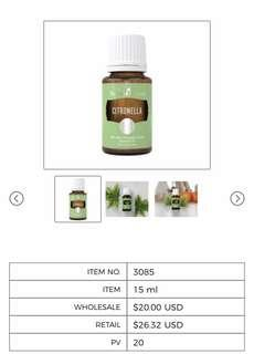 Young Living Citronella