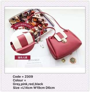Red Sling Bag (ready stock)