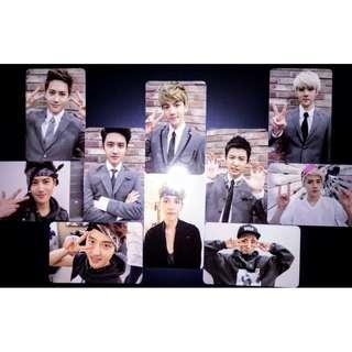 EXO 1st Album XOXO Repackage Growl PC