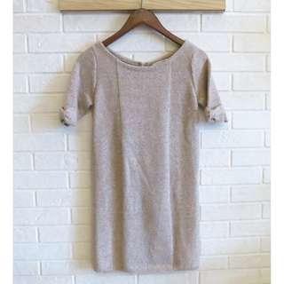 🚚 日本品牌 PROPORTION 簡約長版針織衫 2