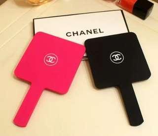 Chanel 手持化妝鏡