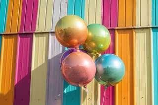 Ombré Orbz Balloons